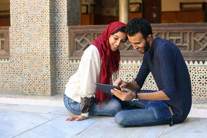 Arab dating gratis online